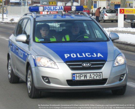 Policja Lubin: Mapa wypadków drogowych ze skutkiem śmiertelnym – WAKACJE 2019